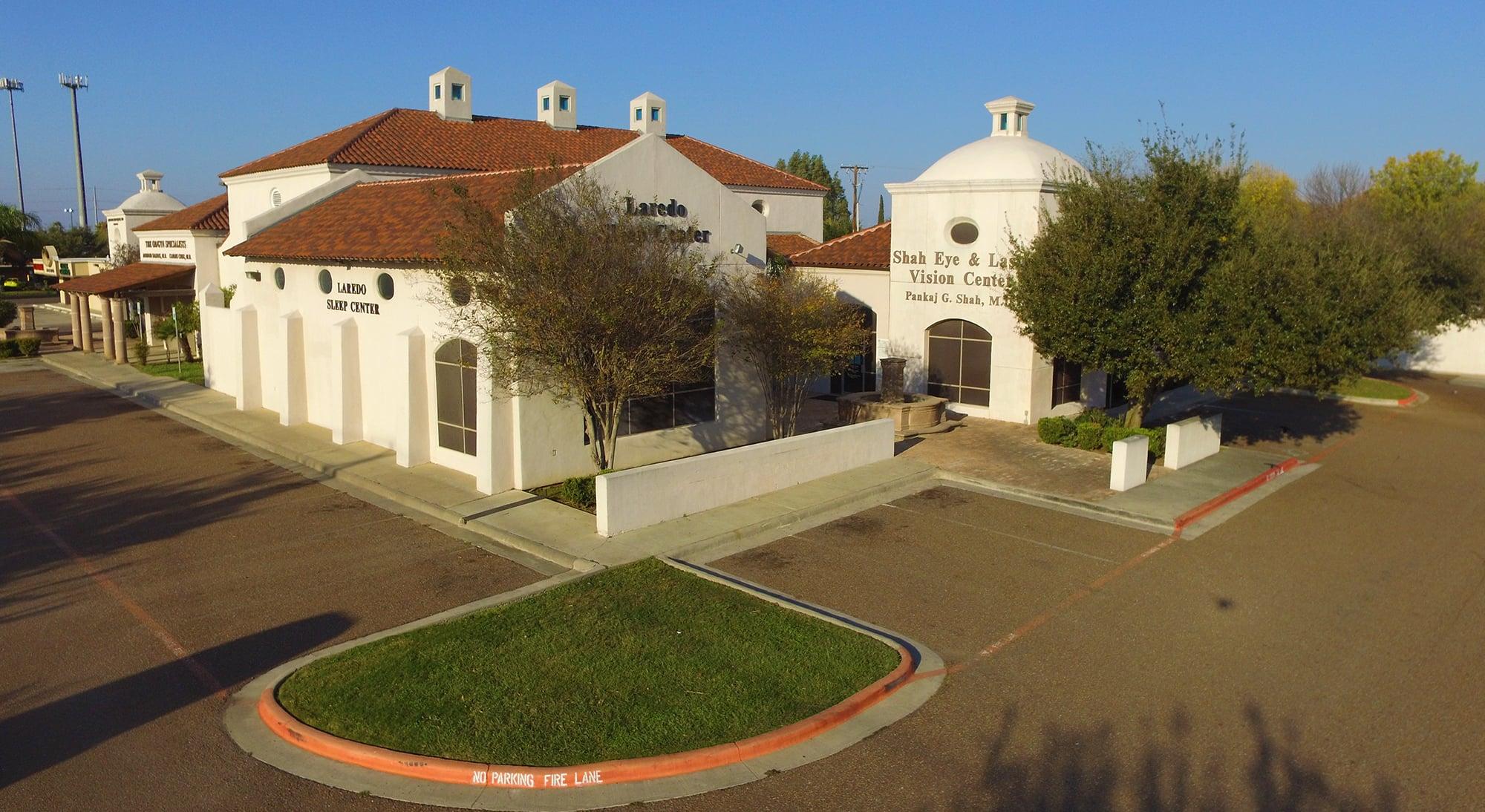 More Information About Shah Eye Center Laredo, TX