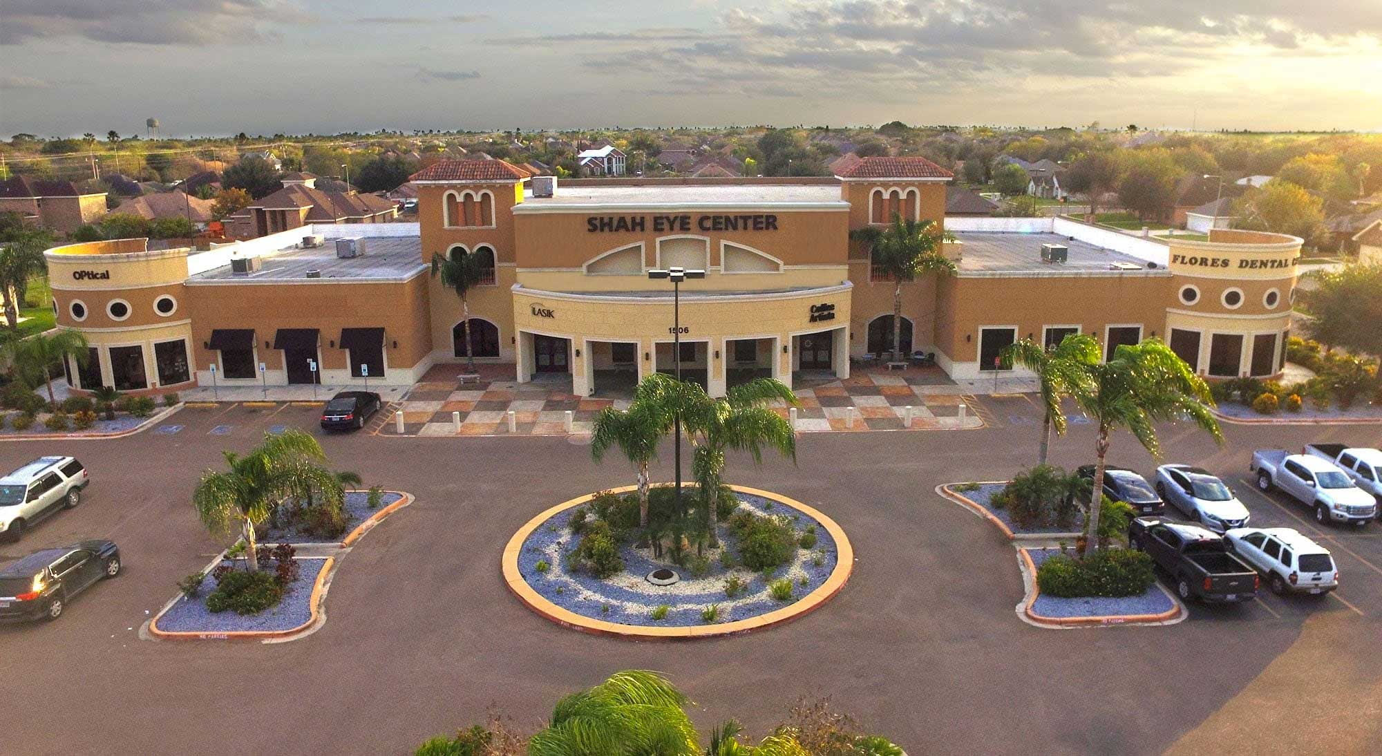 More Information About Shah Eye Center Mission, TX