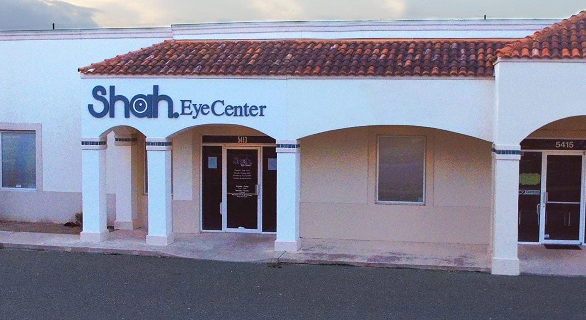 More Information About Shah Eye Center McAllen, TX